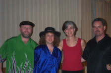 AJM Band with Marcia Ball